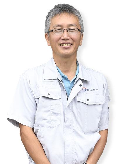 代表取締役社長 高橋 亮一